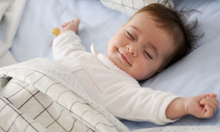 Cat trebuie sa doarma un copil. Calendar pe varste